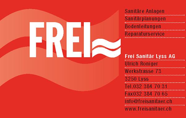 Frei Sanitär