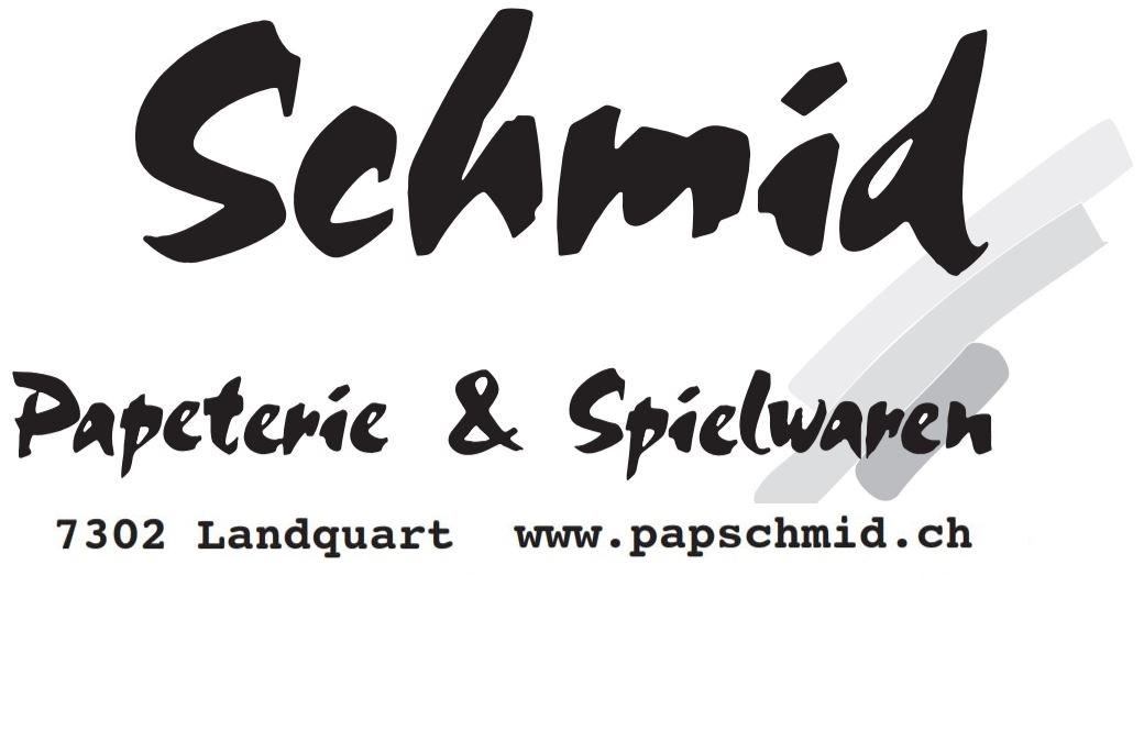 Papeterie Schmid Landquart
