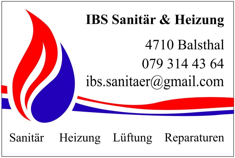 IBS Sanitär & Heizung Balsthal