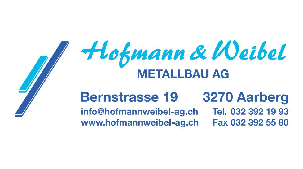 Hofmann & Weibel Metallbau AG